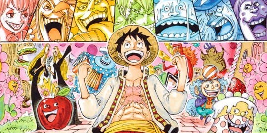 One Piece Magazine, Shueisha, Manga, Actu Manga, Eiichiro Oda,