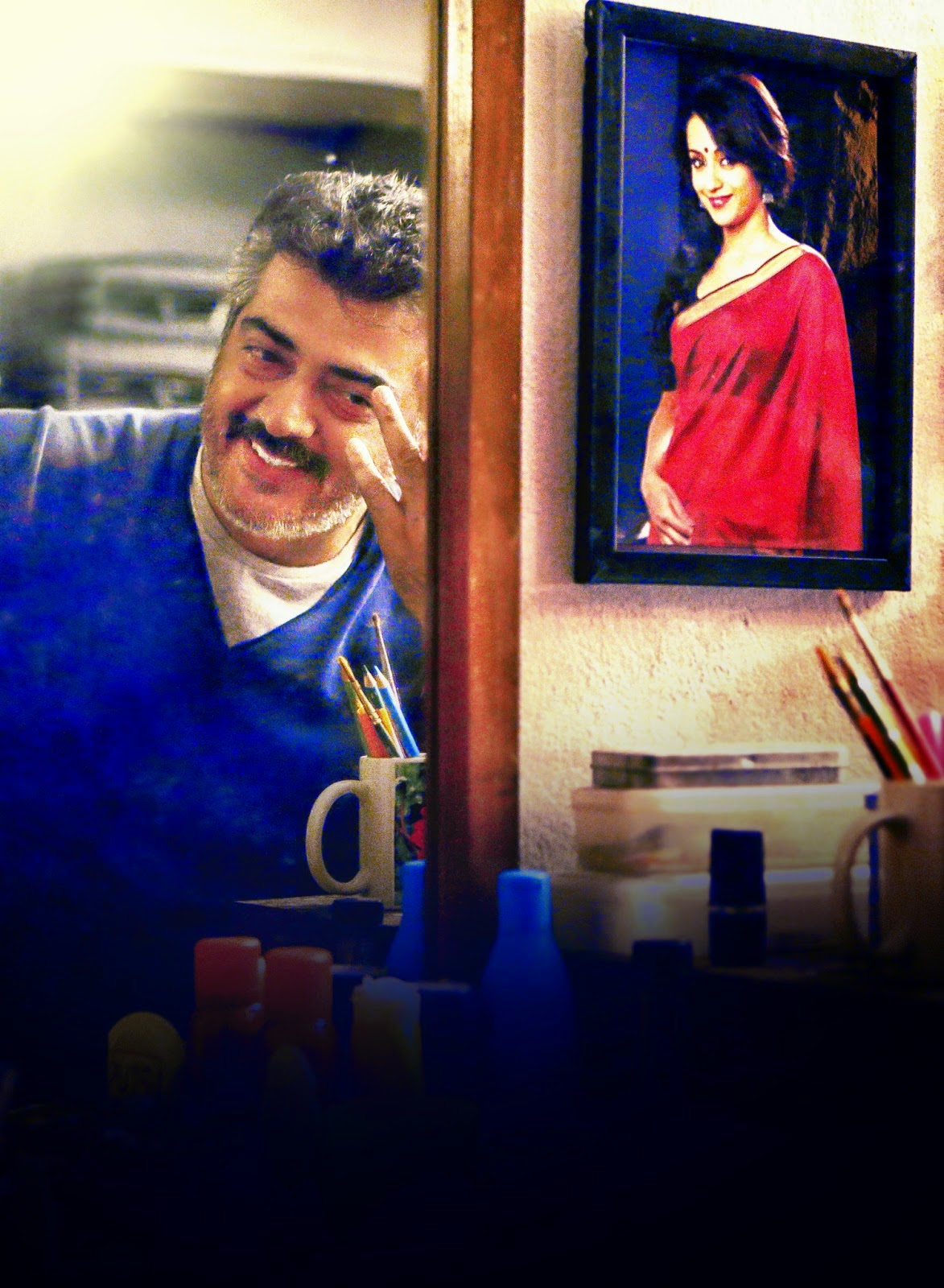 Ajith's Yennai Arindhaal Movie Images HD - IMAGES