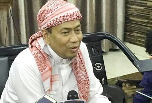 Kapitra: Saya Baru Resmi Diberhentikan dari Pengacara Habib Rizieq
