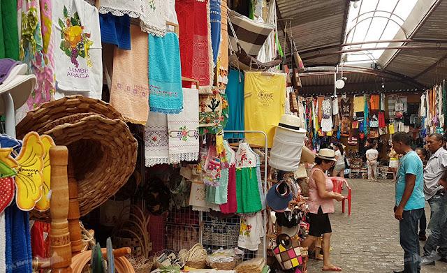 Artesanato, Mercado Municipal,  Aracaju, Sergipe