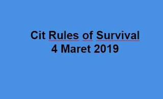 Link Download File Cheats Rules of Survival 4 Mar 2019