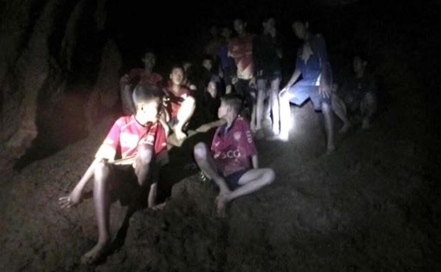 Tailandia, rescates, noticias
