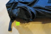 Seitentasche: Lalawow Sling Bag taktisch Rucksack Daypack Fahrradrucksack Umhängetasche Schultertasche Crossbody Bag