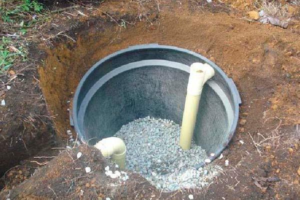 Fosas septicas pozos de drenaje - Construir fosa septica ...