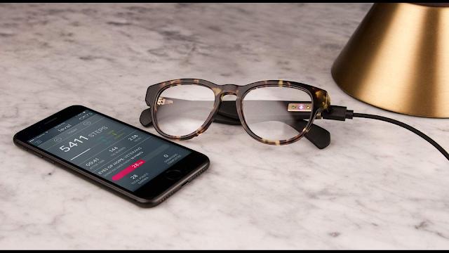 Les lunettes intelligentes de suivi des activités de Level bientôt disponible.