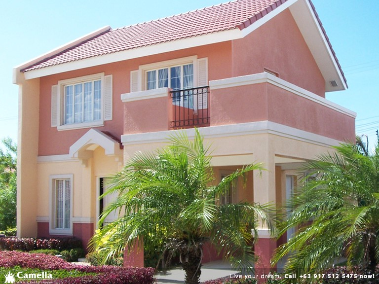 Photos of Drina Ready Home - Camella Tierra Nevada | Luxury House & Lot for Sale General Trias Cavite