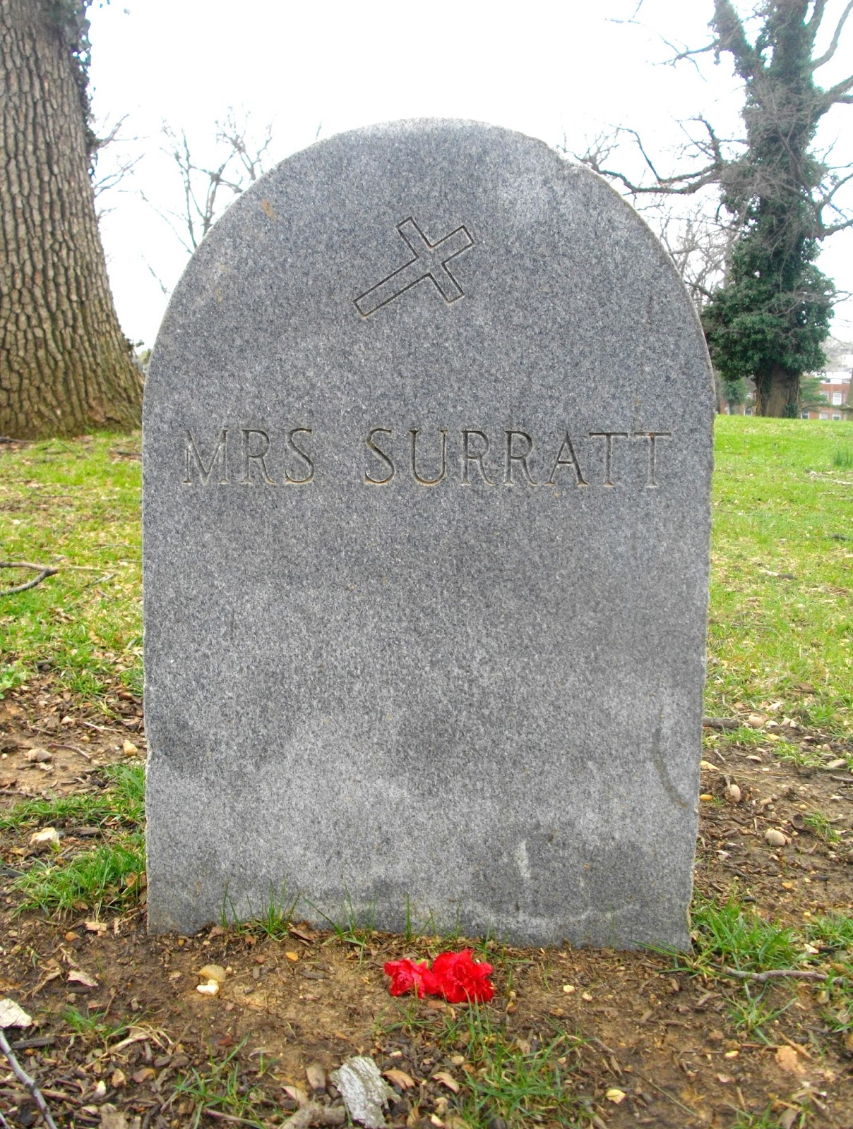 was mary surratt guilty