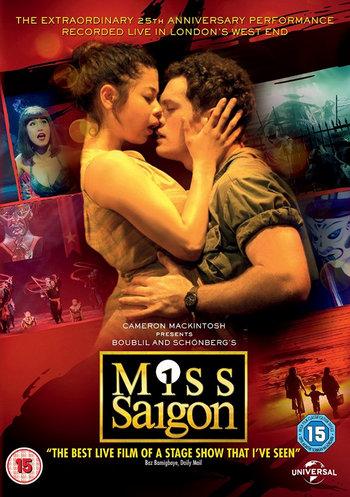 Miss Saigon: 25th Anniversary Performance มิสไซง่อน ฉบับการแสดงฉลองครบ 25 ปี