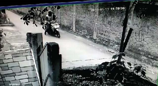 Pelecehan Seksual Kembali Terjadi di Depok, Pemotor Remas Payudara Terekam CCTV