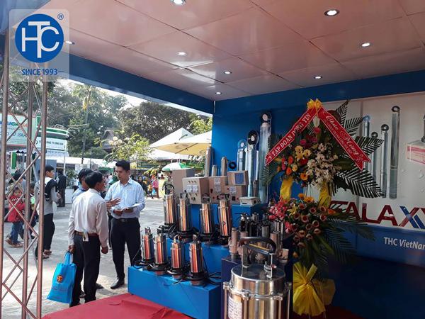 lựa chọn mua máy bơm nước hỏa tiễn THC Việt Nam Group phù hợp với yêu cầu xài
