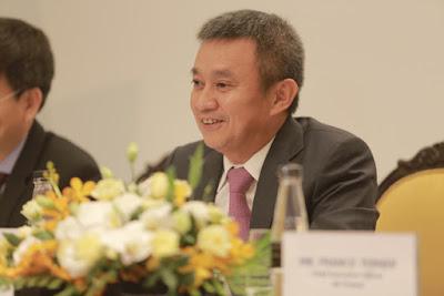 Ông Dương Trí Thành - Tổng Giám đốc Vietnam Airlines