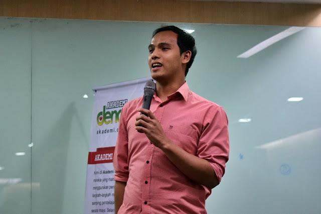 prof hariz, siapa prof hariz, policystreet, internet marketing, pakar internet marketing prof hariz
