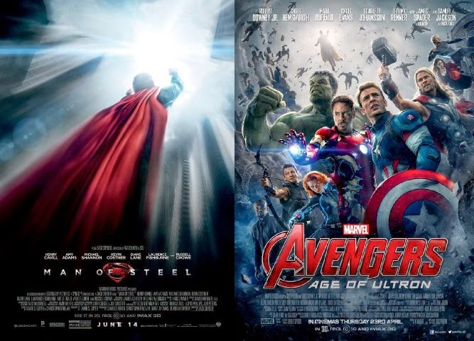 Man Of Steel Vs Avengers Age Of Ultron Let S Talk About The