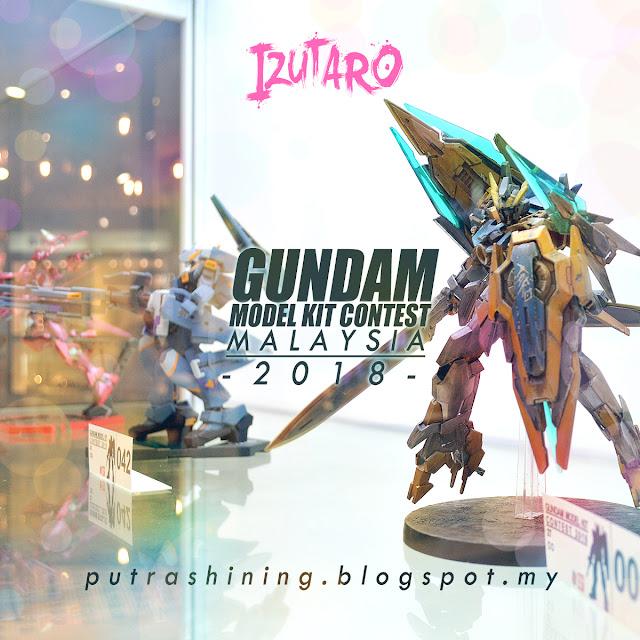 Gundam Model Kit Contest 2018 Malaysia   Gunpla Expo 2018 Malaysia by Izutaro