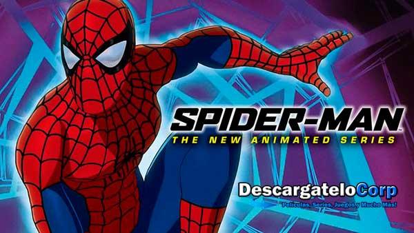 Spider Man Serie Completa 1994 DVDRip Latino