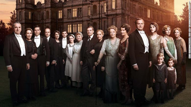 downton abbey movie release date