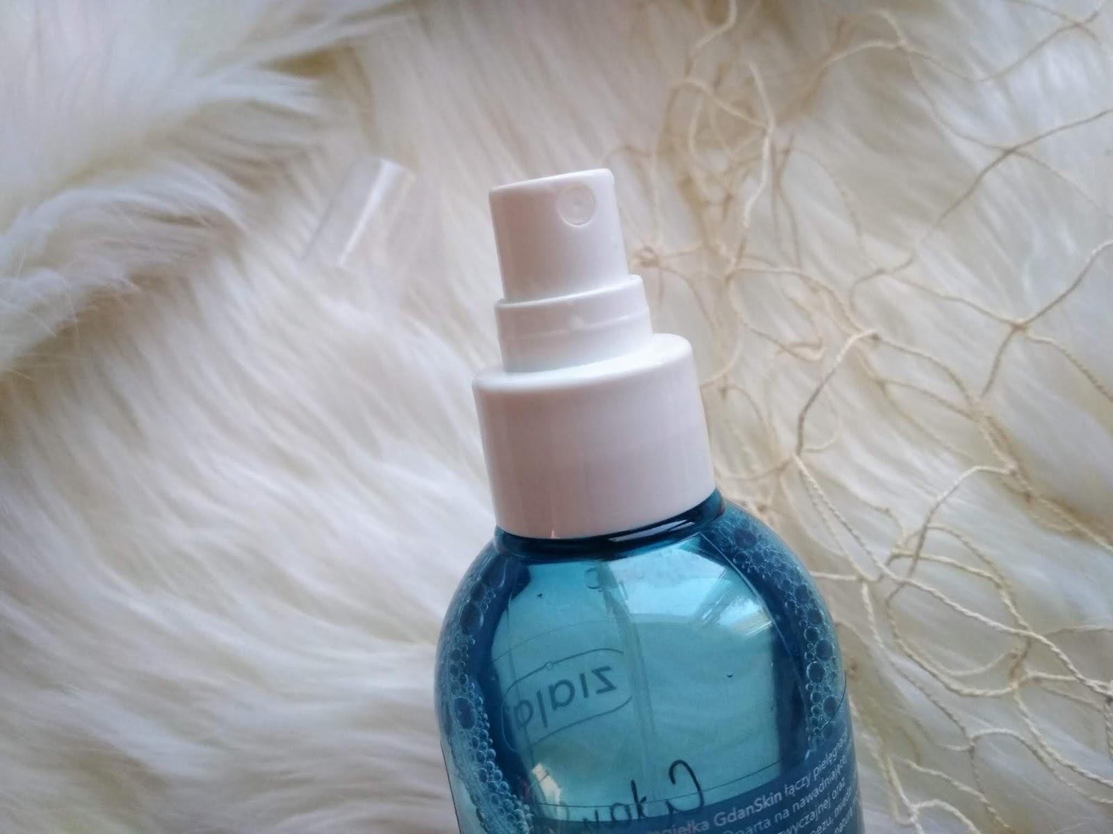 gdanskin, ziaja gdanskin, GdanSkin nawilżająca mgiełka zapachowa do twarzy i ciała, blog urodowy, nowości kosmetyczne