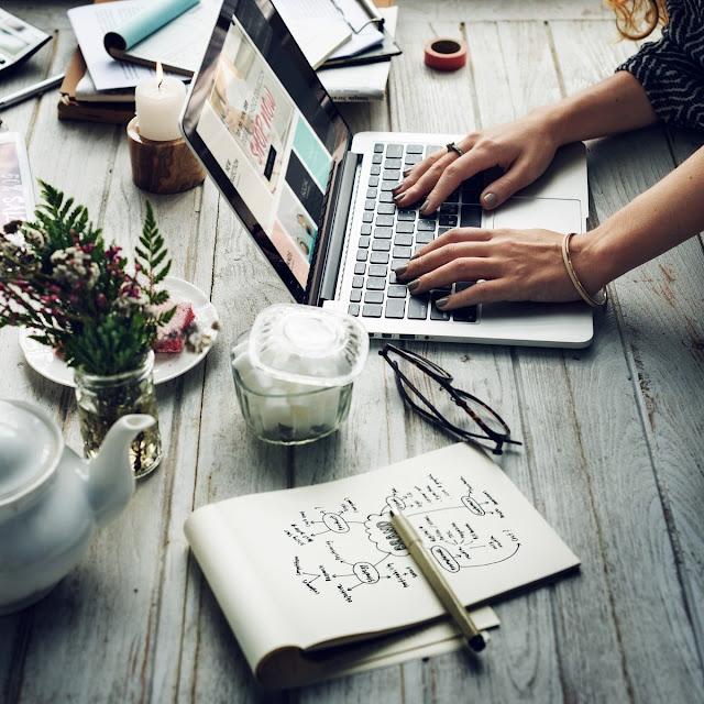 πώς να οργανώσω το blog μου