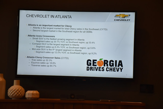 Lunch and Learn with Chevrolet: 2018 Traverse, Equinox, and Trax  via  www.productreviewmom.com