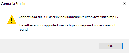 حل مشكلة fix It Is Either An Unsupported Media Type