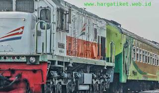 Kereta Api Tawang Jaya
