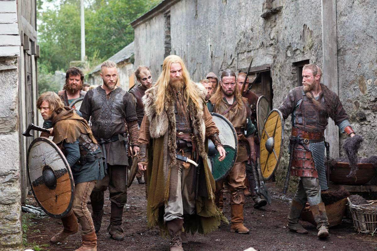 vikings temporada 2 - Vikings uma Série Sangrenta !
