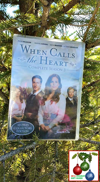 Hearties, Hallmark Channel series, holiday gift guide, family friendly shows, gifts