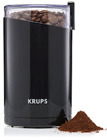 KRUPS F203 Electric Spice and Coffee Grinder with Stainless Steel Blades $18.94