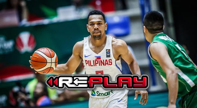 Video Playlist: Gilas Pilipinas vs Australia game replay FIBAWC Asian Qualifiers