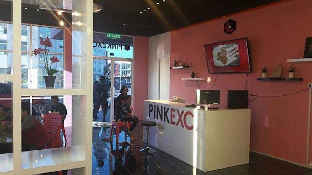 pejabat exchanger PinkExc ipoh