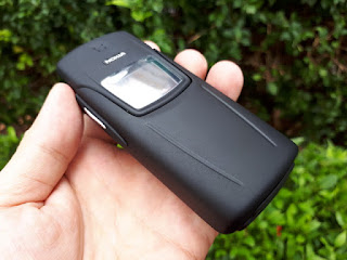 Hape Jadul Nokia 8910i Masterpiece Seken Mulus Kolektor Item