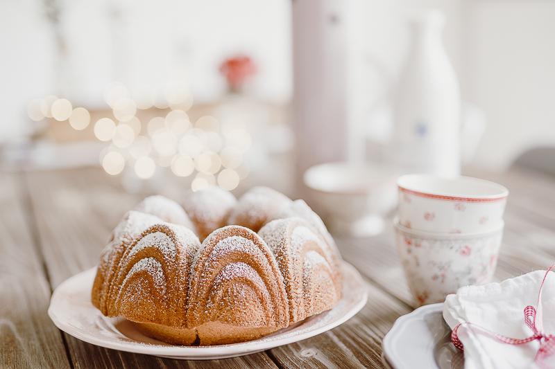 Hyggeliger Sunday, Pomponetti, Eierlikörkuchen