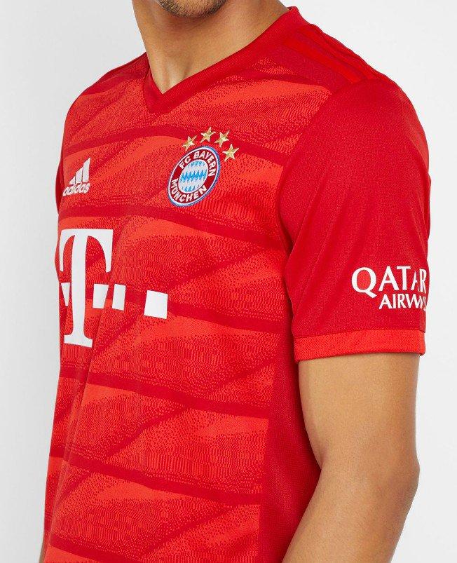d6cea4140de04 *Clique para ampliar. Vazam imagens da nova camisa do Bayern de Munique ...