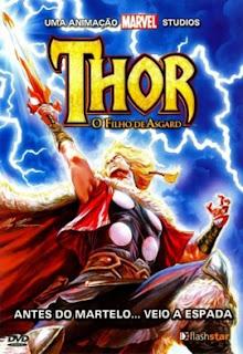Thor: O Filho de Asgard – Dublado