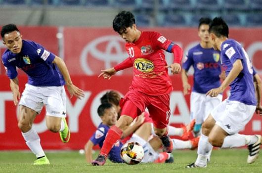 Hoàng Anh Gia Lai vs Megastar Nam Định 17h00 ngày 5/5 www.nhandinhbongdaso.net
