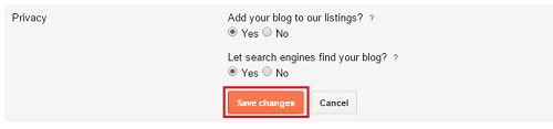 how to help people find your blog on search engines