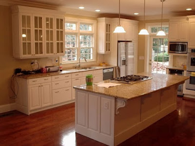 Average cost of remodeling kitchen