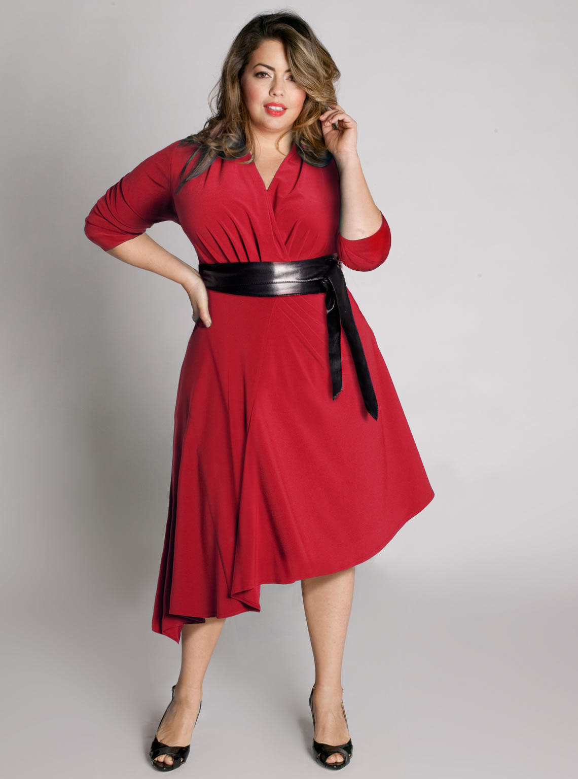 Plus size womens fashion clothing