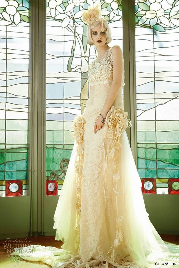 Vestido de noiva, vintage