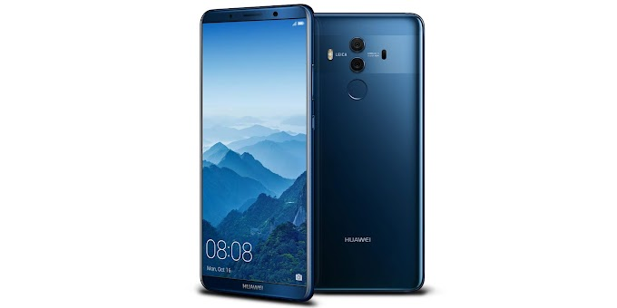Huawei Mate 10 Pro receives Android Pie update in Europe