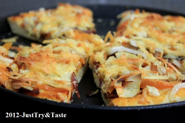 Resep Adonan Pizza Empuk Garing Renyah Tanpa Ulenan Yang Ini Khusus Untuk Si Malas Just Try Taste