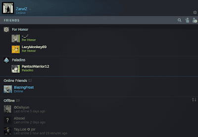 How to Change Steam Status to Online, Away, and Offline 1