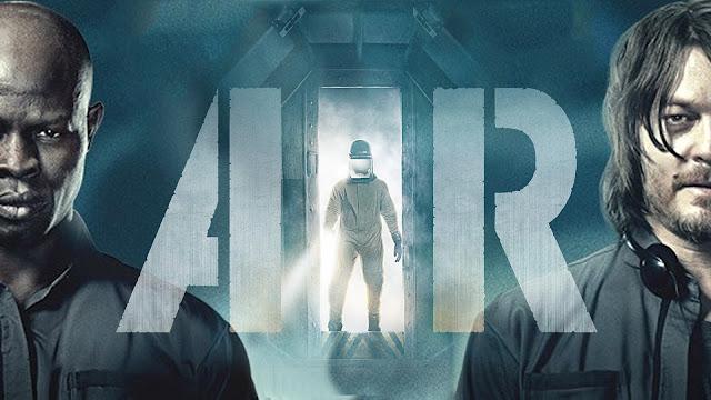 air powietrze norman reedus postapo post apo apocaliptic postapokalipsa postapocaliptic nuclear war film filmy