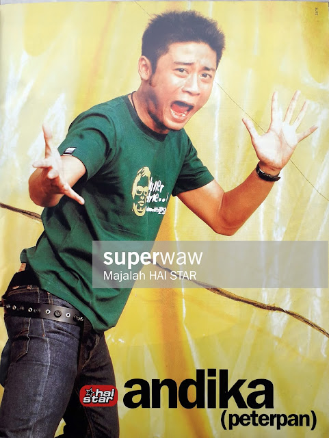 ANDIKA PETERPAN
