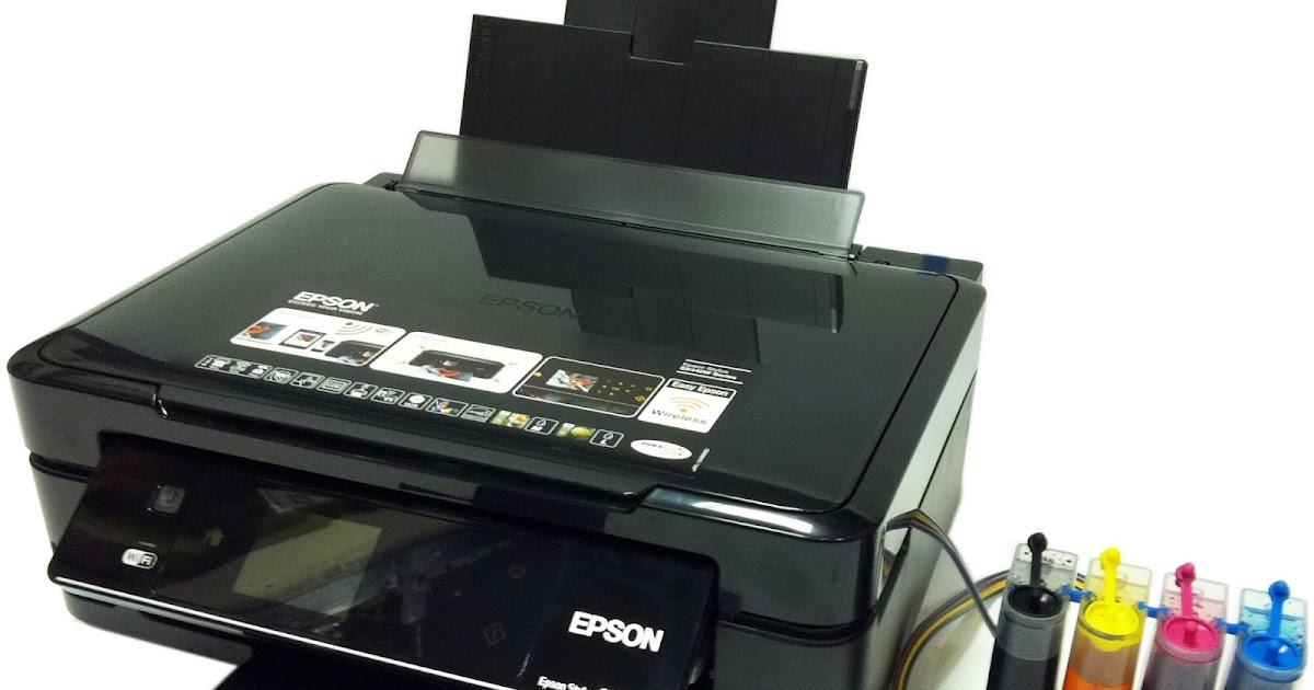 Que Hacer Cuando Impresora Epson Con Sistema De Tinta No