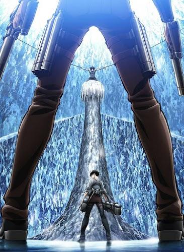 Shingeki no Kyojin s3