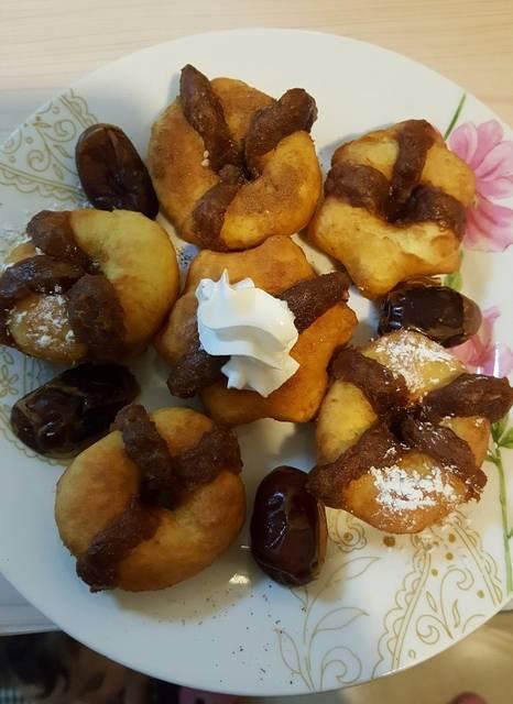 دونات رمضان (بالتمر) - اكلات رمضان - ابلة نظيرة