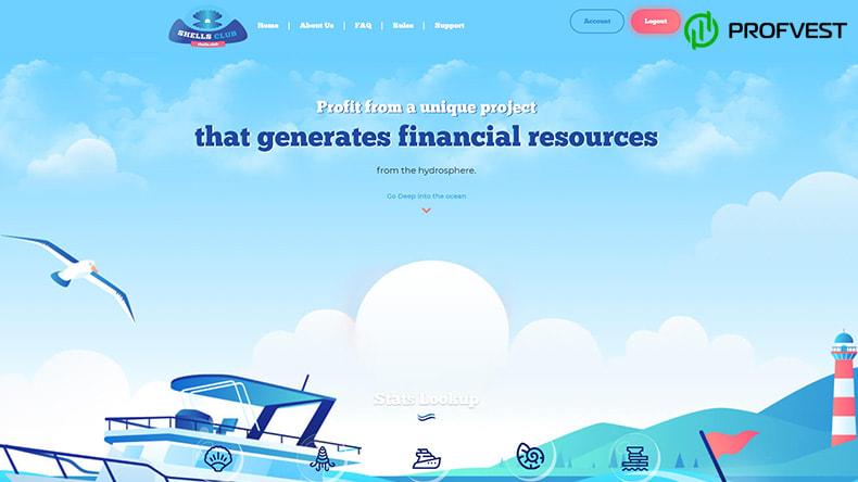 Shells Club обзор и отзывы HYIP-проекта
