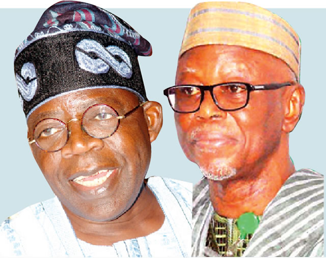 Help Your Puppet Governor Clean Filth In Lagos, Oyegun Replies Tinubu