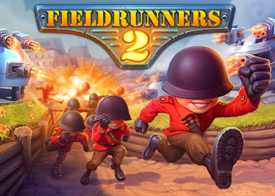 Fieldrunners 2 Apk for Android (paid)